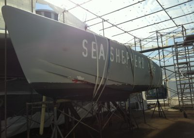 Monarflex-Sea Sheperd